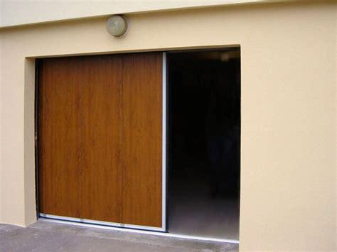 portoni sezionali laterali portoni sezionali a scorrimento laterale porte