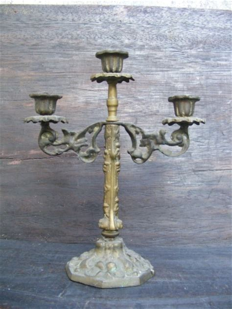 Candle Stands For Sale Antique Brass Bronze Candle Holders Candlebra Stand For