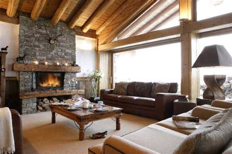 country style home decorating ideas gorgeous homes in alpine chalet style country home