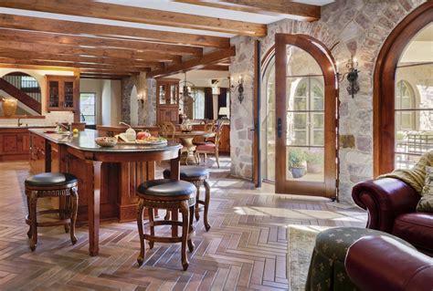 deep river partners tuscan designed residence