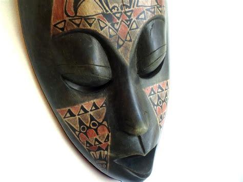 Masker Indo indonesisch masker dieren curiosa en kunst nl