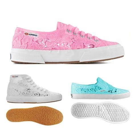 superga a fiori scarpe superga in pizzo estate 2015 colori e prezzi