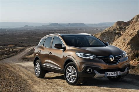 renault suv 2015 renault kadjar suv revealed at geneva 2015 pictures