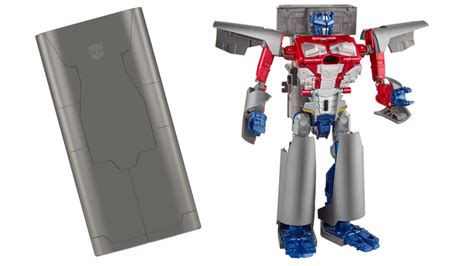 Power Bank Samsung Transformers hascon transformers optimus prime power bank bleeding cool news and rumors