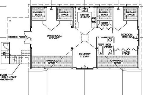 Pole Barn House Plans Post Frame Flexibility   new floor plans for shed homes new home plans design