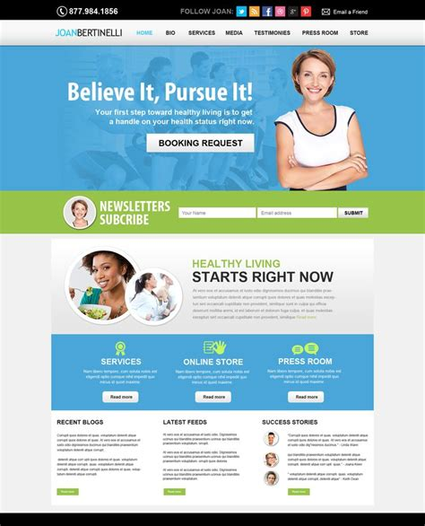 19 Best Images About Public Speaker Website Design On Pinterest Speaker Website Templates