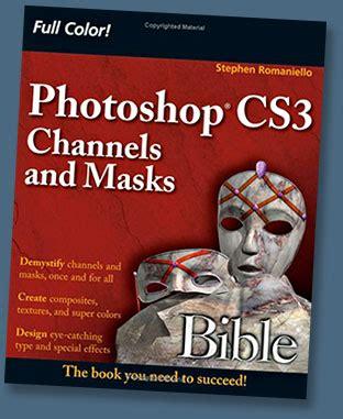 Dvd Belajar Photoshop Advance Lynda lynda photoshop cs3 channels and masks advanced