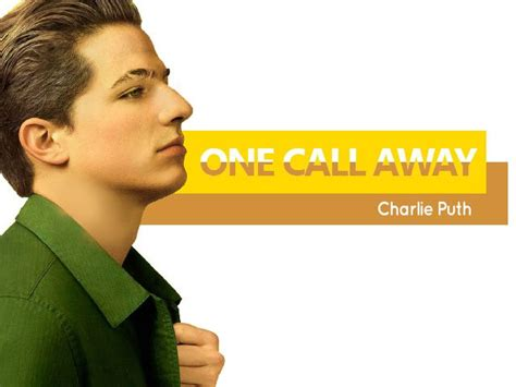 download mp3 charlie puth one call away free lirik lagu charlie puth one call away danzyifa