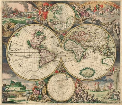 vintage world map image world quotes quotesgram