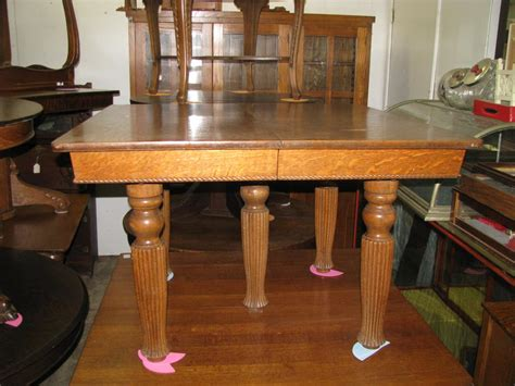 Antique Claw Foot Table Z S Antiques Amp Restorations Antique Oak Walnut And Pine