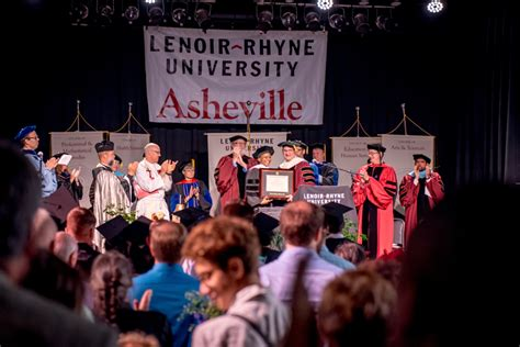 Lenoir Rhyne Mba Asheville by Lenoir Rhyne S Asheville Center Celebrates