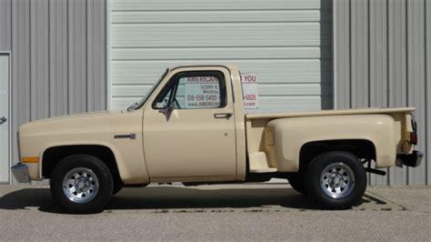 gmc sierra truck bed for sale 1985 gmc sierra 1500 stepside short bed not chevy not