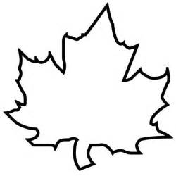 leaf black and white kids leaves clipart black and white