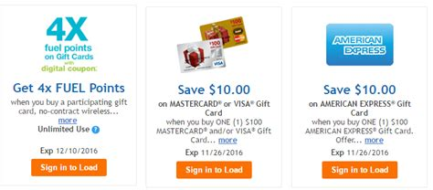 Kroger Gift Cards 4x Points - kroger gift cards 4x fuel points december infocard co