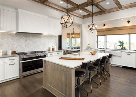 kitchen island trends kitchen trends 2018 get your design right during your