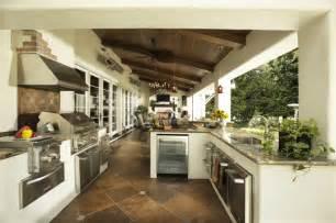 Sacramento Upholstery Outdoor Kitchen Loggia
