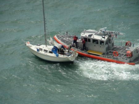 key west boats cost coast guard station sabine pass rescues 2 boaters south of