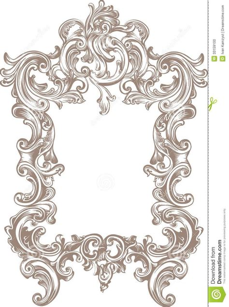 baroque designs 83 best acanthus images on pinterest woodcarving
