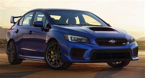 Sti Subaru 2019 by 2019 Subaru Wrx And Wrx Sti Gain New Series Gray Limited