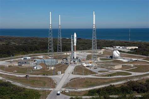 cape canaveral air station space launch complex 41