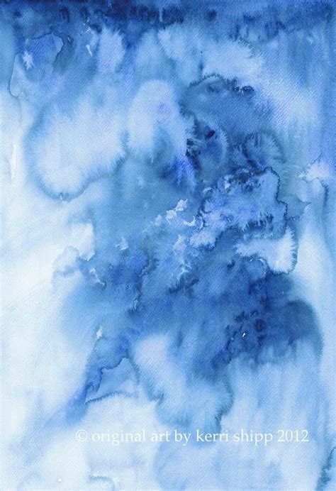 enchanted blue and white abstract stone rock d art by 1000 ideas about abstract watercolor on pinterest
