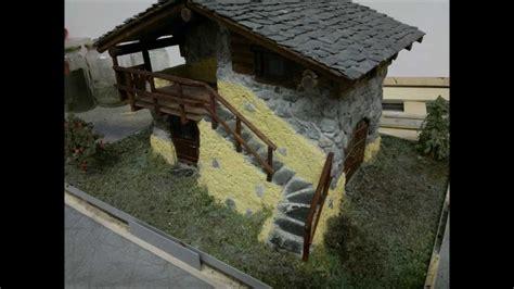 in miniatura da costruire costruzione di una baita in miniatura parte 11