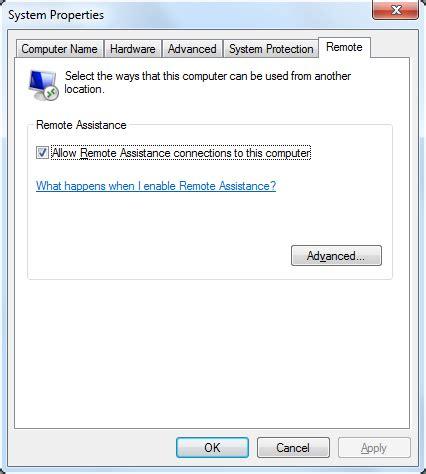 how do i setup remote desktop on my home network