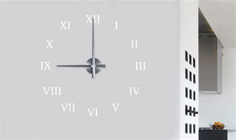 Aufkleber R Mische Zahlen by Wandtattoo Uhr R 246 Mische Zahlen
