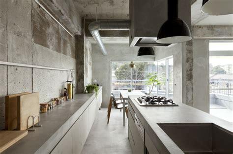 concrete apartments industrial m 246 bel in 10 beeindruckenden loft wohnungen weltweit