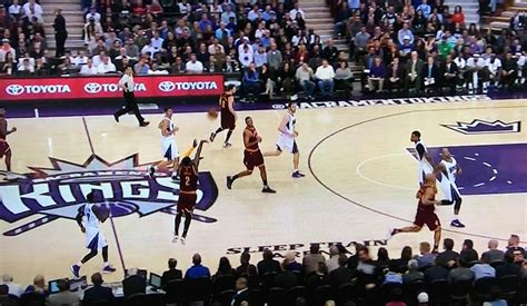 Irving Court Records Kyrie Irving Knocks Pull Up Half Court Cavs Nation