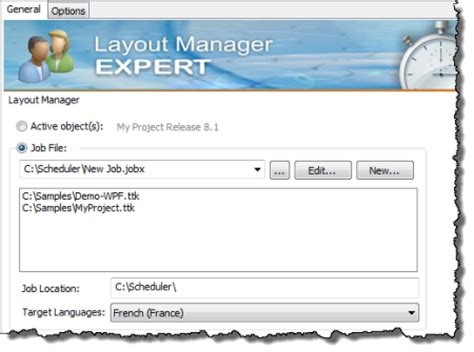 C Layout Manager Exle | layout manager