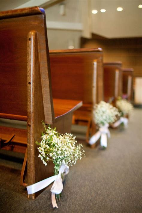 195 best images about Wedding Decor: Pretty Pews on