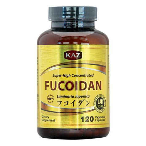 Fucoidan Detox by Fucoidan Kaz Shop Kaz International