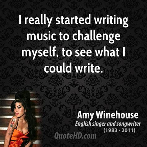 really good house music cause i m a musician i m not really good by amy winehouse like success
