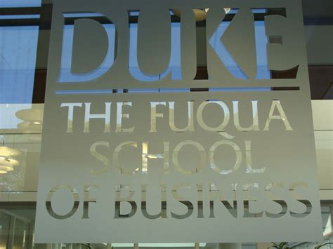 Fuqua Mba Admissions by My Journey To Destiny August 2012