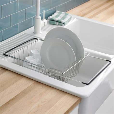 Kitchen Sink Dish Drying Racks Ksp Span The Sink Dish Rack Kitchen Stuff Plus