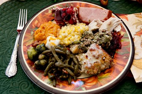 soul food thanksgiving menu quotes