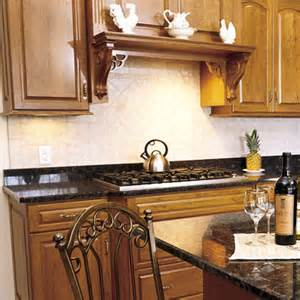 Kitchen Upgrades Ideas Install A Tile Backsplash 32 Easy Kitchen Upgrades