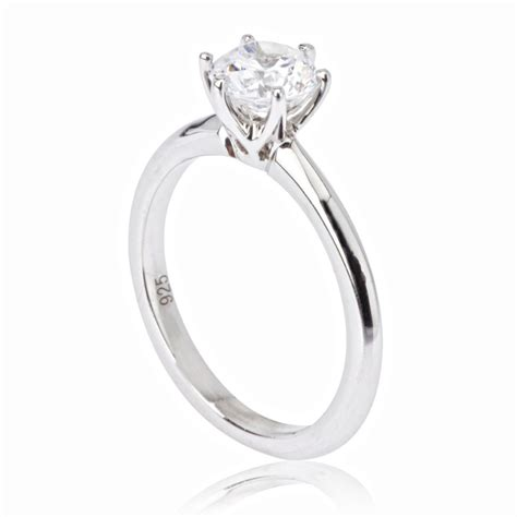 Simple One Engagement Rings by Engagement Ring Design Parameters That Make A Difference