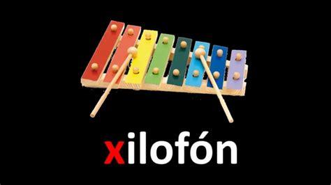 imagenes en ingles con x la letra x con ejemplos el abecedario espa 209 ol para