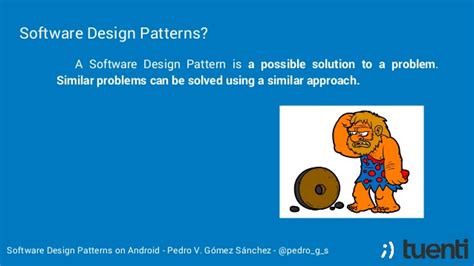 software design pattern names software design patterns on android english