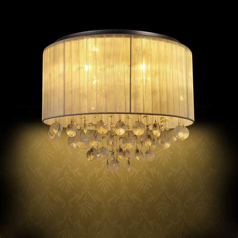 kristall luster pro 174 kristall deckenleuchte 3 flammig g9 20cm x