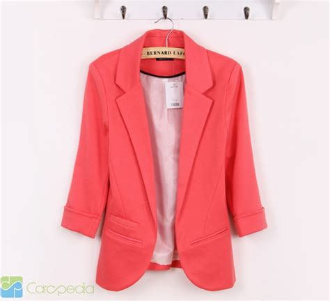 Blazzer Cewe trend blazer wanita 2013 mode fashion carapedia