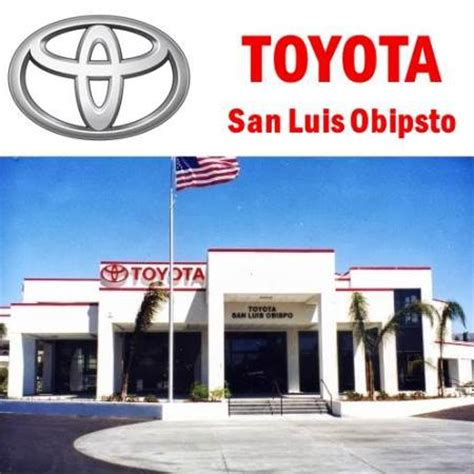 Toyota Of San Luis Obispo Alfano Motorcars In San Luis Obispo Ca 93405 Citysearch
