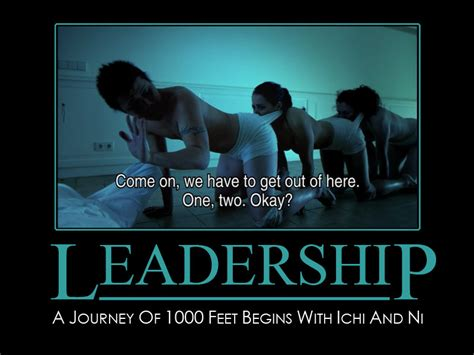 Leadership Memes - leadership the human centipede know your meme