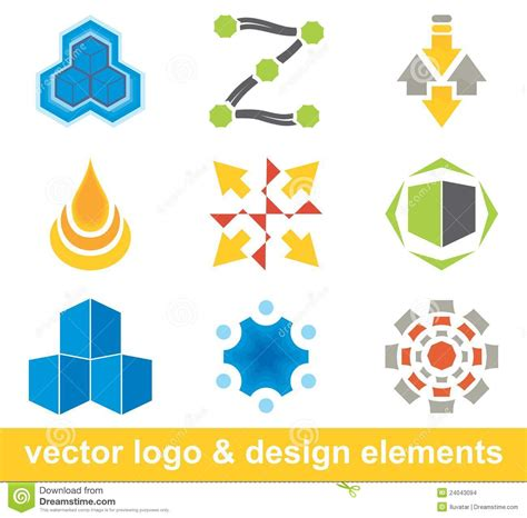 design elements images vector logo and design elements stock images image 24043094