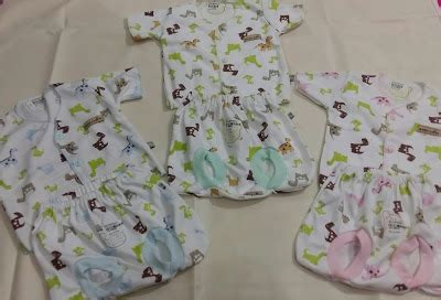 Baju Bayi Newborn Atasan Bayi Newborn Perlengkapan Bayi serba serbi perlengkapan bayi baru lahir the
