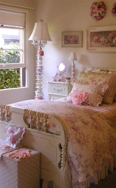33 Sweet Shabby Chic Bedroom D 233 Cor Ideas Digsdigs Sweet Bedroom Designs