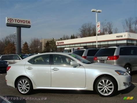 lexus white pearl pearl white lexus is250 sale