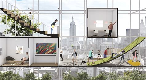 Affordable Home Design Nyc | speculative project seeks to take advantage of nyc air